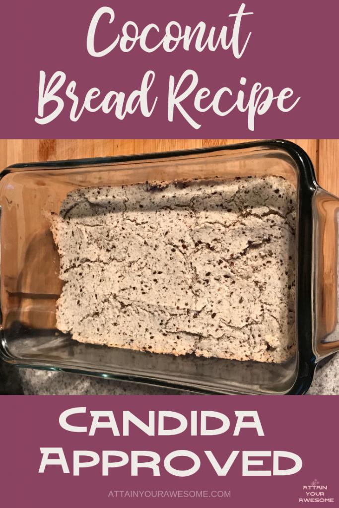 Coconut Bread Recipe Candida Approved Recipes