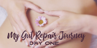 My Gut Repair Journey – Day 1