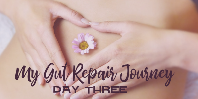 My Gut Repair Journey – Day 3