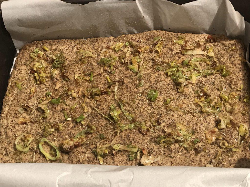 Candida Friendly Italian Focaccia Bread Recipe