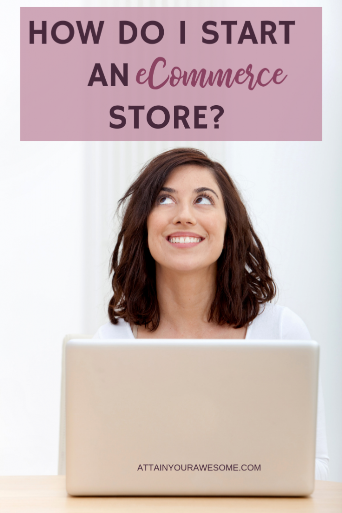 How do I start an eCommerce store